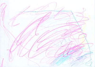 Un disegno di Giorgio per Emanuele